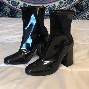 Zara Trafaluc booties